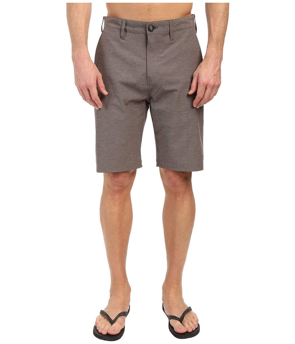 Billabong - Crossfire X Hybrid Shorts (Earth) Men's Shorts