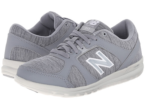 New Balance - Speed 317 (Grey/Grey) Women's Shoes