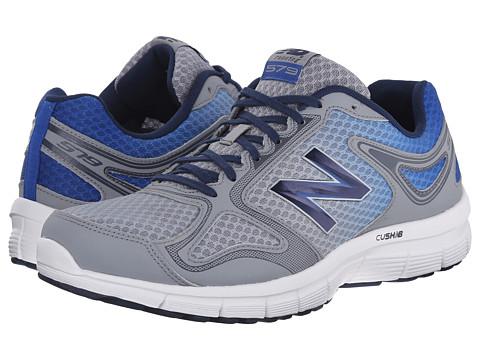 New Balance - Speed 579 (Grey/Blue) Men