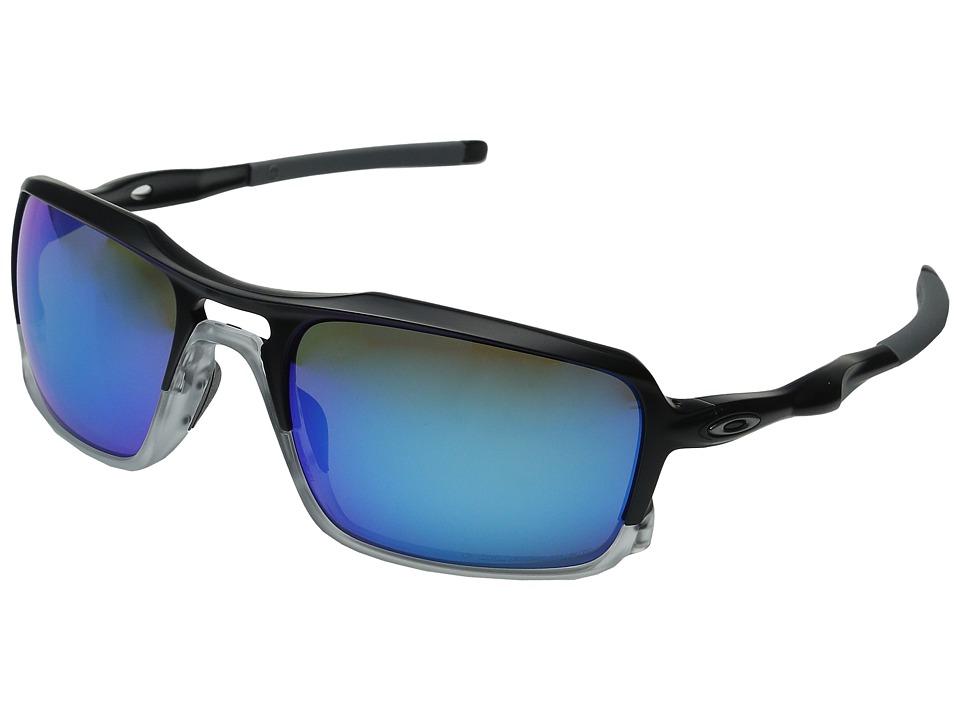 Oakley - Triggerman (Matte Black/Sapphire Iridium Polarized) Snow Goggles