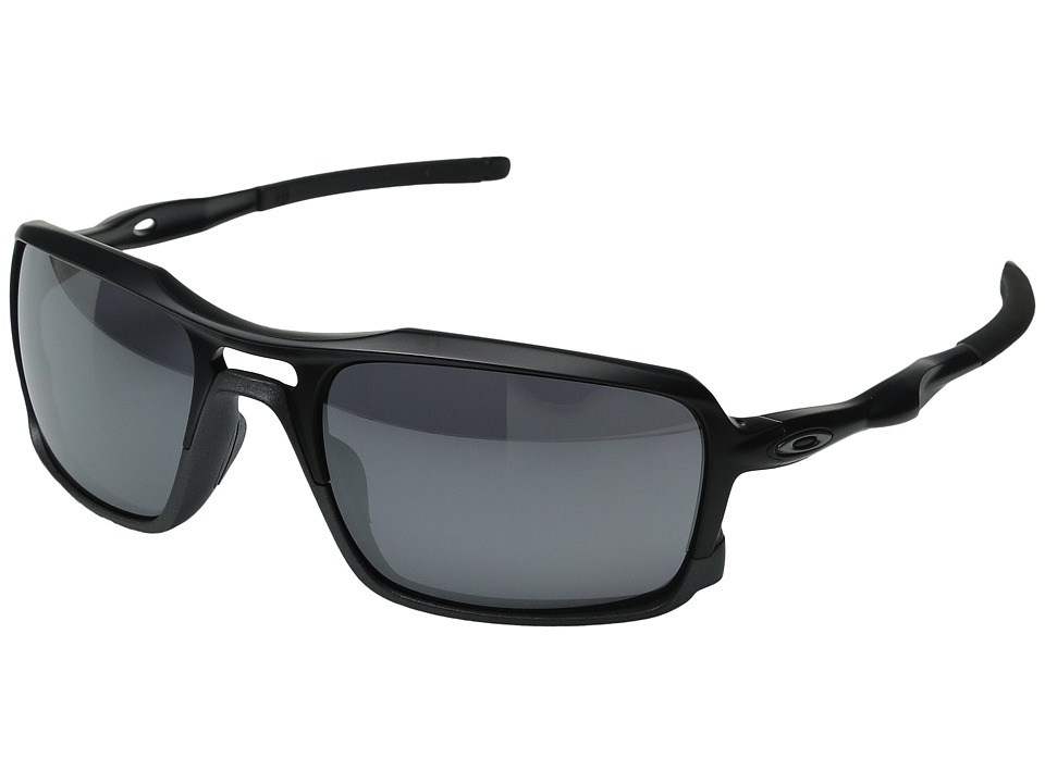 Oakley - Triggerman (Matte Black/Black Iridium) Snow Goggles