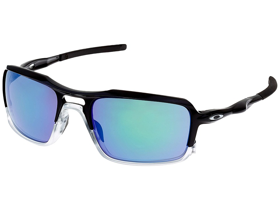 Oakley Triggerman (Polished Black/Ruby Iridium) Snow Goggles