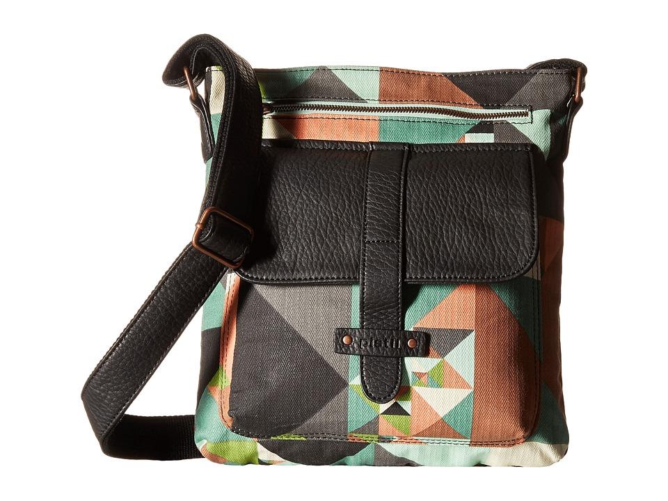Pistil - Gotta Run (Kaleidoscope) Bags