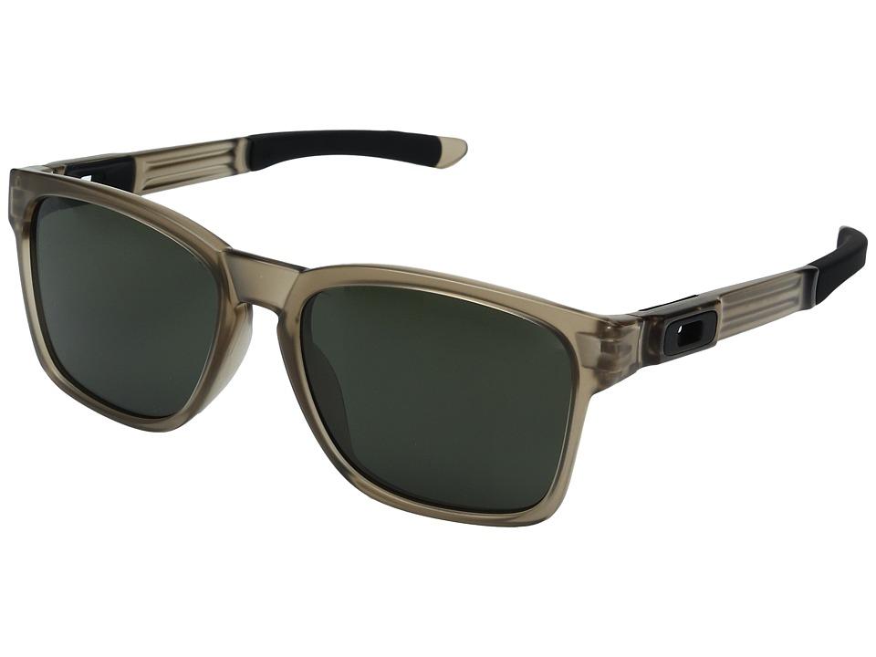 Oakley - Catalyst (Sepia/Dark Grey) Snow Goggles