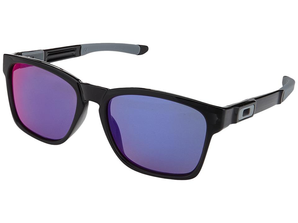 Oakley - Catalyst (Black Ink/Red Iridium) Snow Goggles