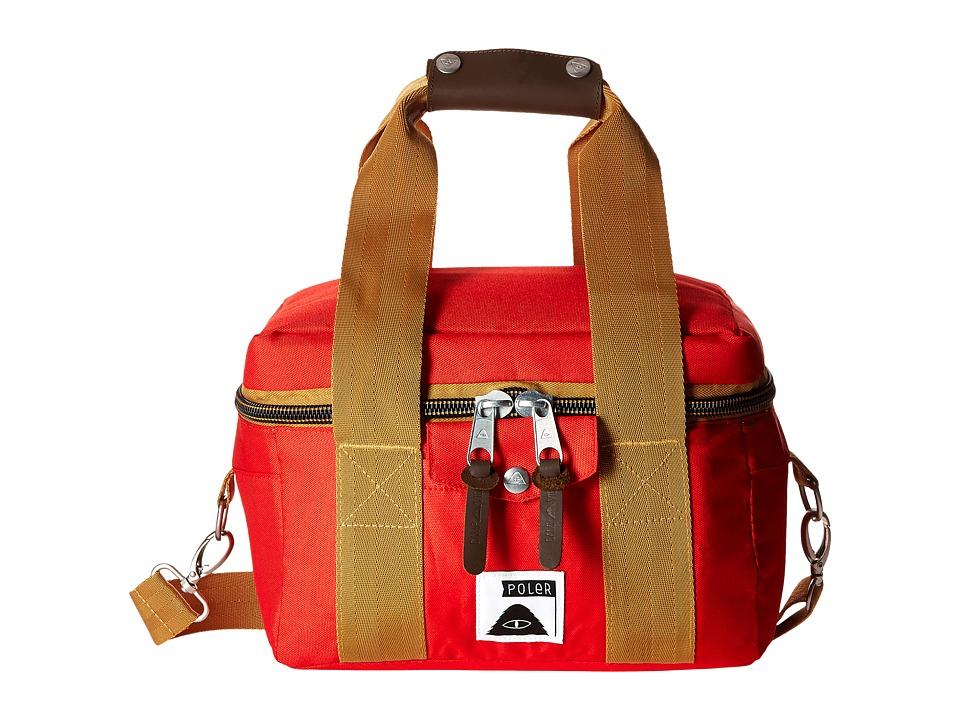 Poler - Camera Cooler (Salsa) Duffel Bags