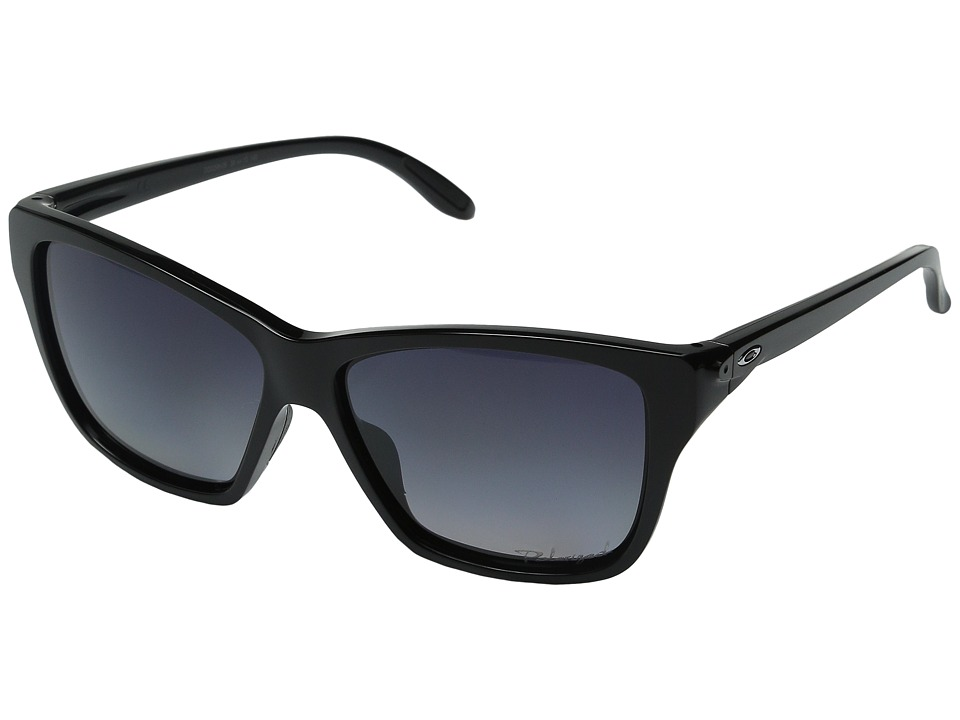 Oakley - Hold On (Polished Black/Grey Gradient Polarized) Snow Goggles