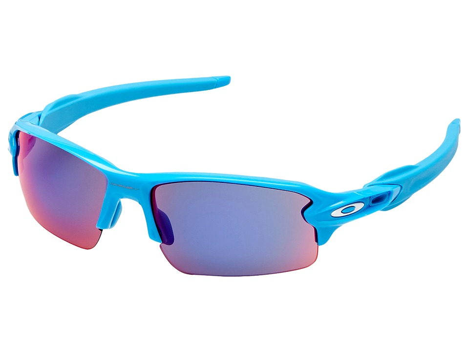 Oakley - Flak 2.0 (Sky/Red Iridium) Snow Goggles