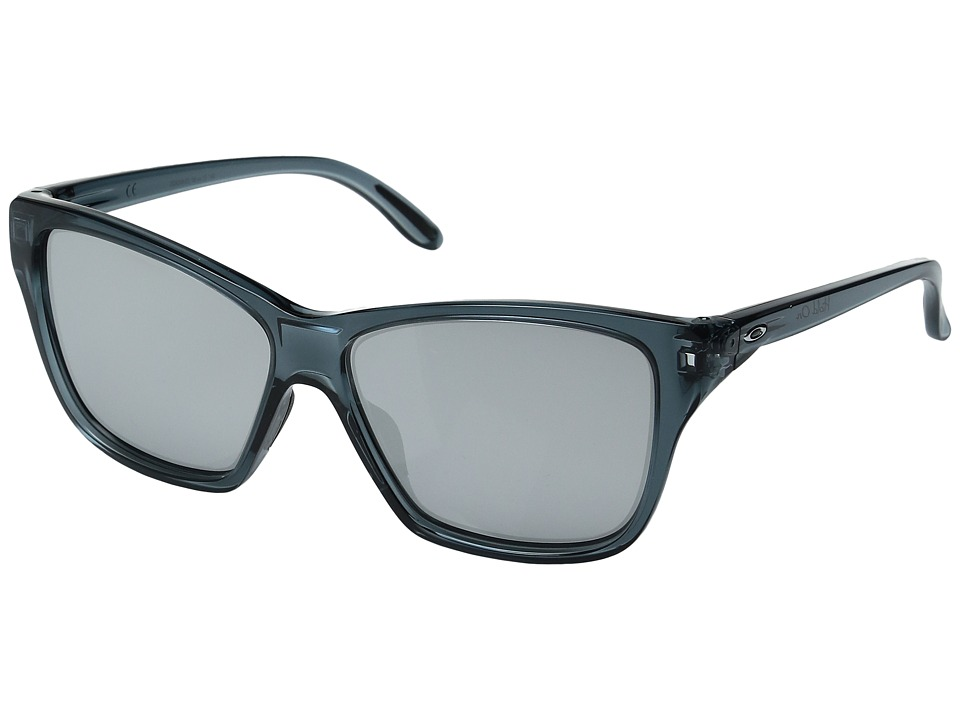 Oakley - Hold On (Crystal Black/Chrome Iridium) Snow Goggles