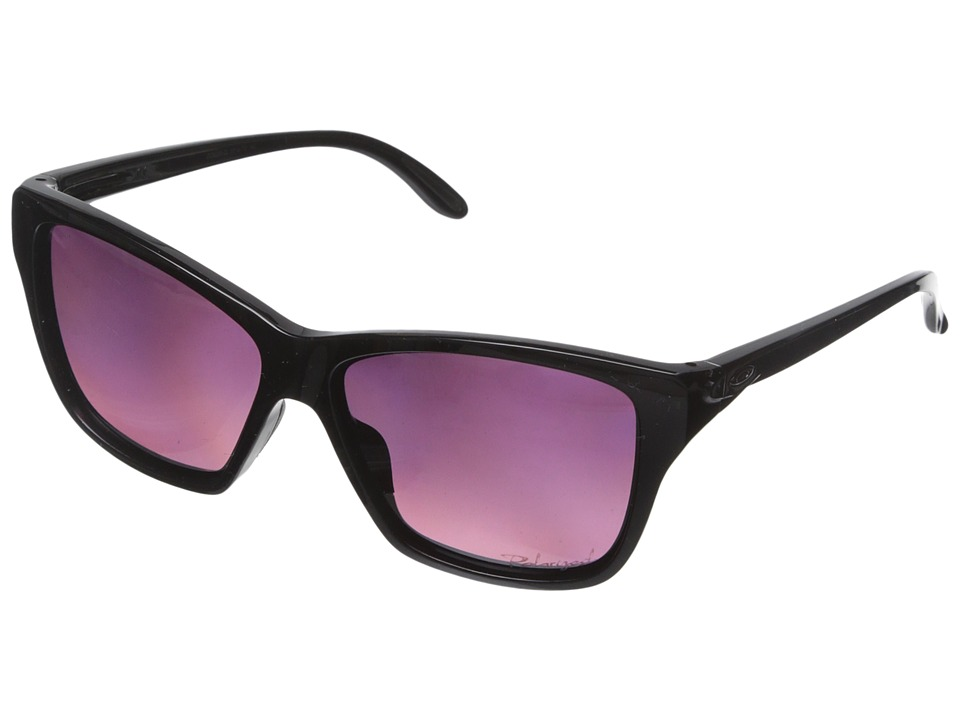 Oakley - Hold On (Polished Black/Rose Gradient Polarized) Snow Goggles