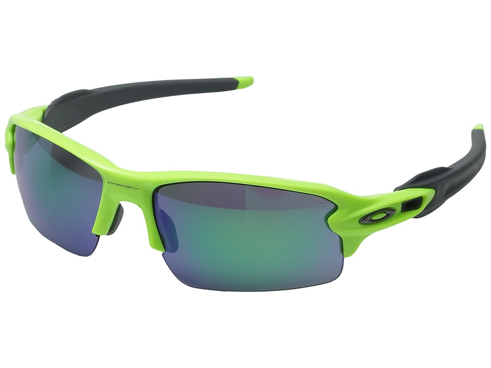 Oakley - Flak 2.0 (Retina Burn/Jade Iridium) Snow Goggles