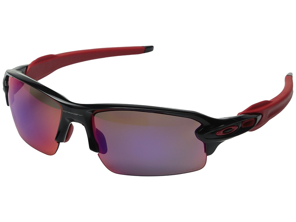 Oakley - Flak 2.0 (Black Ink/Oo Red Iridium Polarized) Snow Goggles