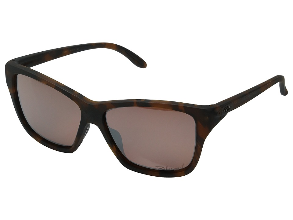Oakley - Hold On (Tortoise/Vr28 Black Iridium Polarized) Snow Goggles