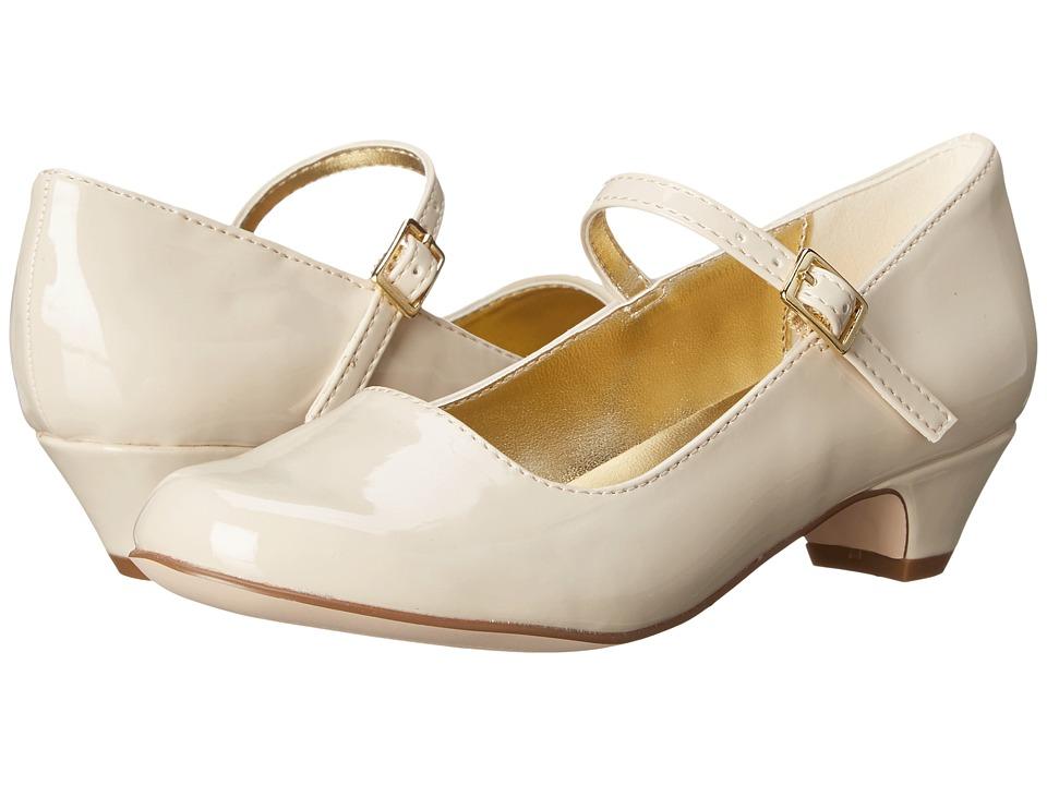 Kenneth Cole Reaction Kids - Ava Heel (Little Kid/Big Kid) (Ivory) Girls Shoes