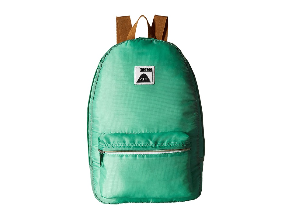 Poler - Stuffable Pack (Forest Service Green) Backpack Bags