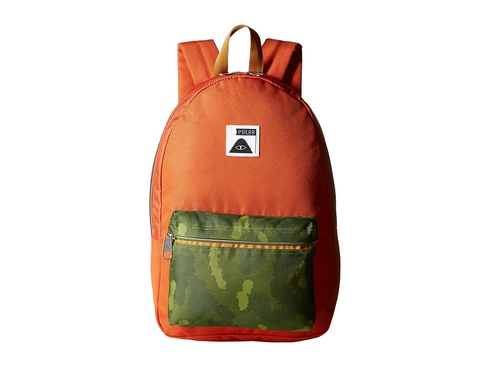Poler - Rambler Pack (Burnt Orange 1) Backpack Bags