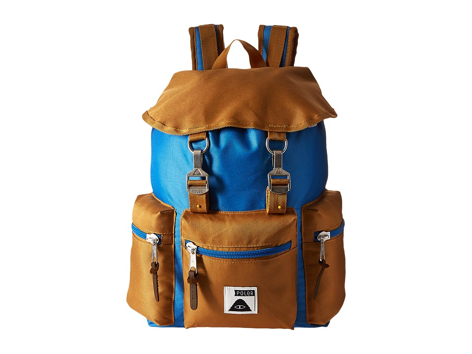 Poler - Roamers Pack (Daphne) Backpack Bags