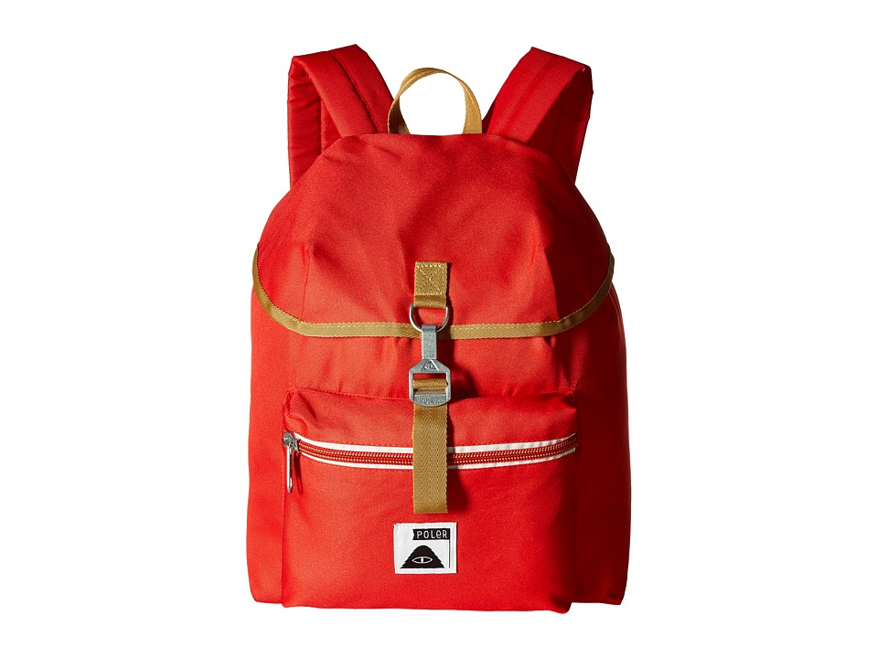 Poler - Field Pack Backpack (Salsa) Backpack Bags
