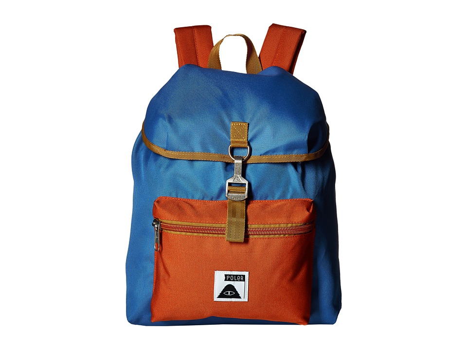 Poler - Field Pack Backpack (Daphne) Backpack Bags