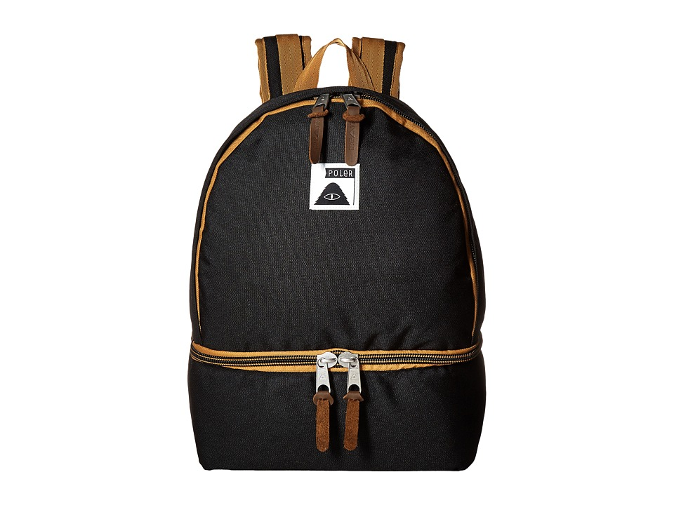Poler - Wildwood Pack (Black) Backpack Bags