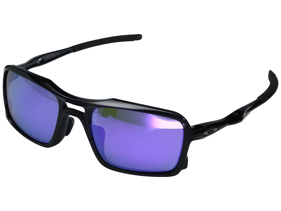 Oakley - (A) Triggerman (Black Ink/Violet Iridium) Snow Goggles