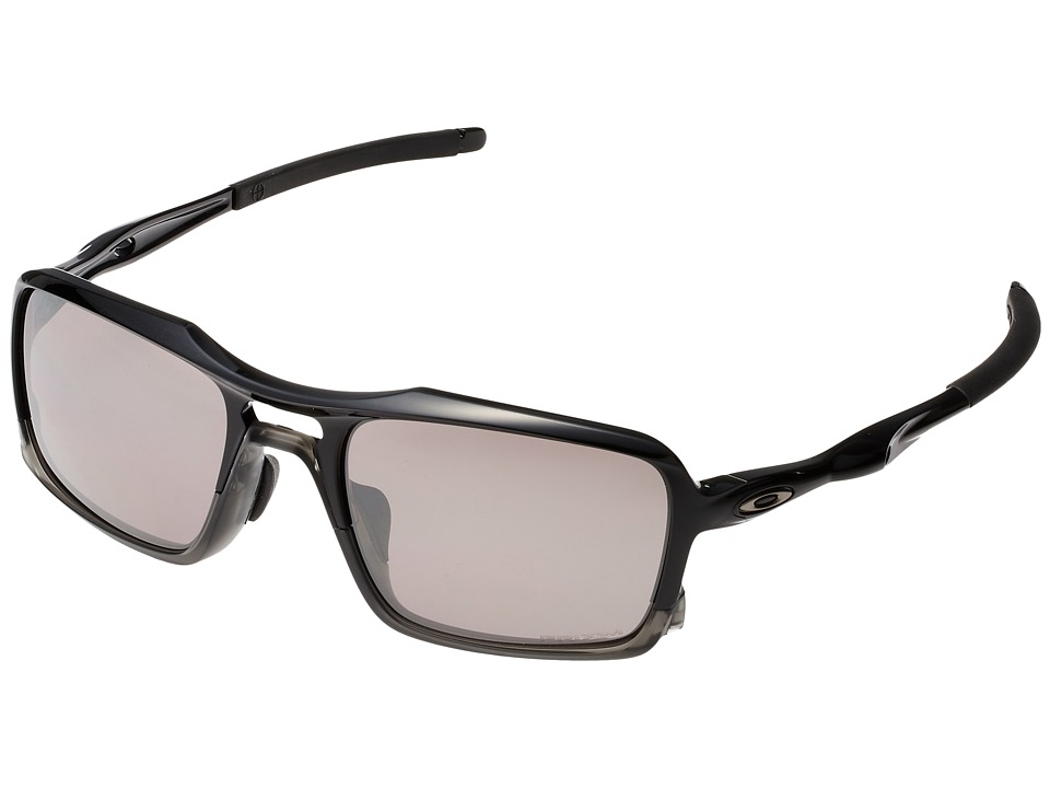 Oakley - (A) Triggerman (Polished Black/Prizm Daily Polarized) Snow Goggles