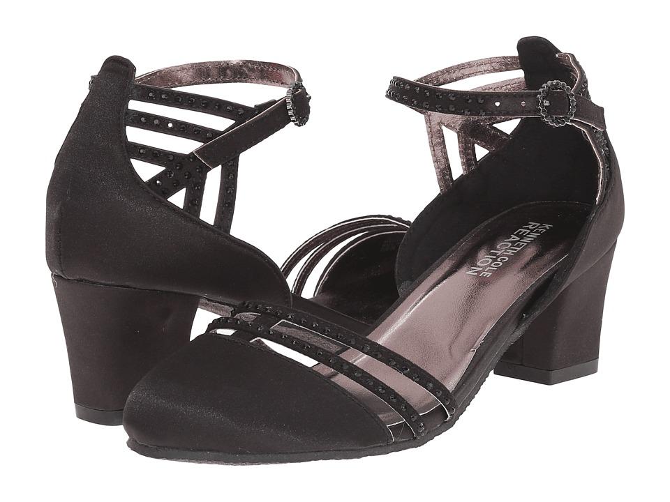 Kenneth Cole Reaction Kids - Sarah Glam (Little Kid/Big Kid) (Black) Girls Shoes