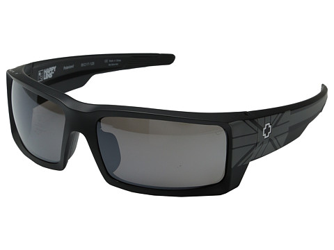 Spy Optic - General SMU Alternative Fit Hawaii (Happy Bronze Polar/Black Mirror) Sport Sunglasses