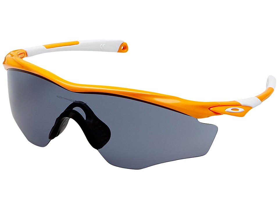 Oakley - M2 Frame XL (Atomic Orange/Grey) Snow Goggles