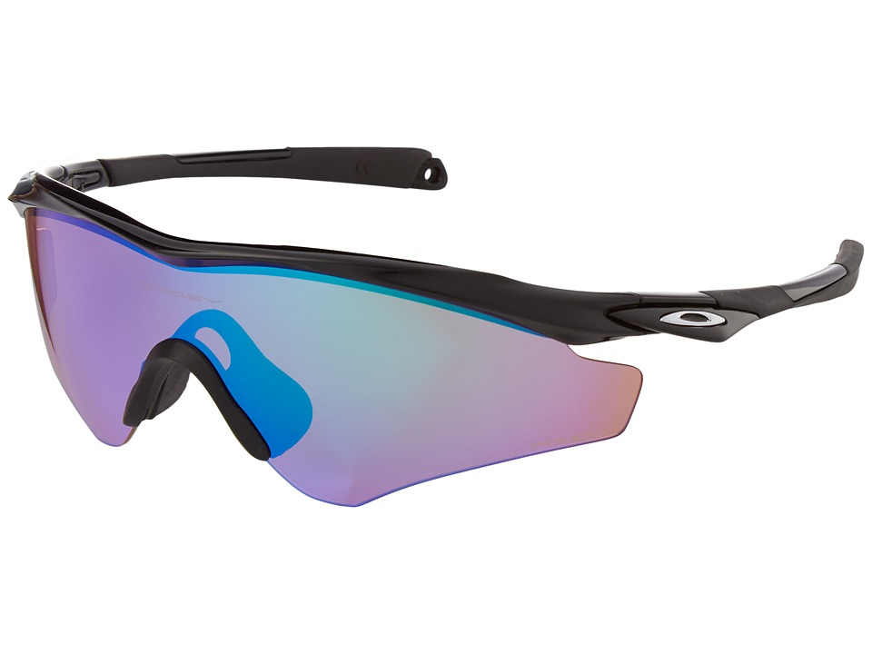 Oakley - (A) M2 Frame XL (Polished Black/Prizm Golf) Snow Goggles
