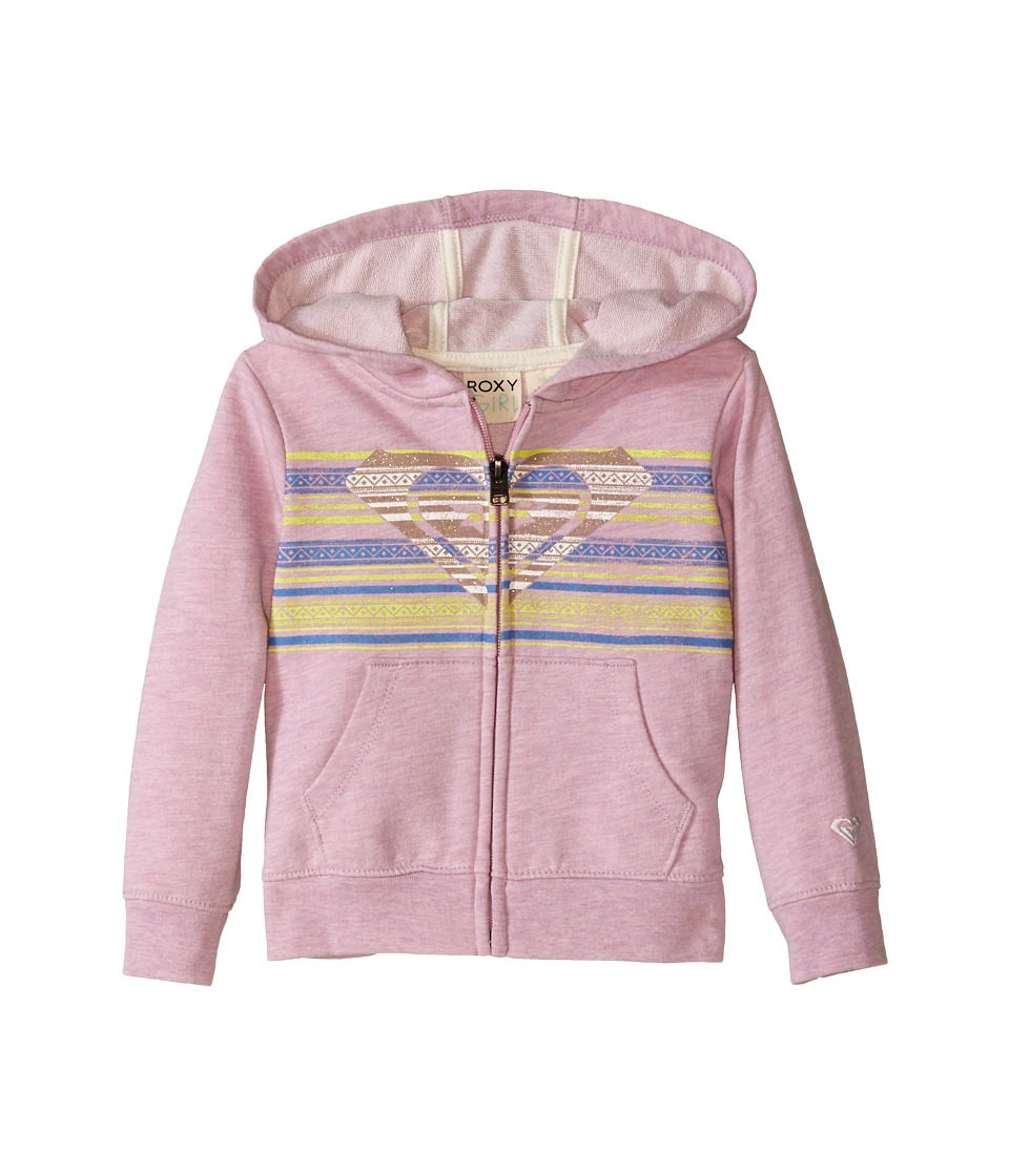 Roxy Kids - Sun Fade Hoodie (Infant) (Cyclamen) Girl's Sweatshirt