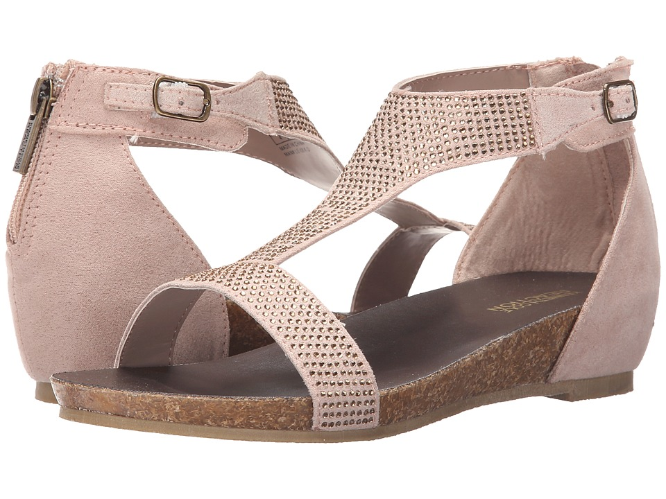 Kenneth Cole Reaction Kids - Lexi Wedge (Little Kid/Big Kid) (Dusty Pink) Girls Shoes
