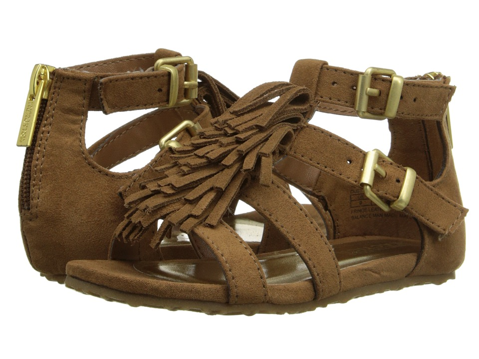 Kenneth Cole Reaction Kids - Audra Struck 2 (Toddler/Little Kid) (Dusty Brown) Girls Shoes