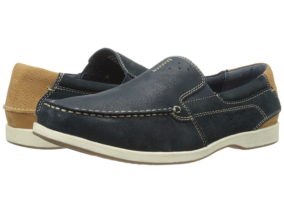 Florsheim - Riptide Slip-On (Navy) Men's Shoes
