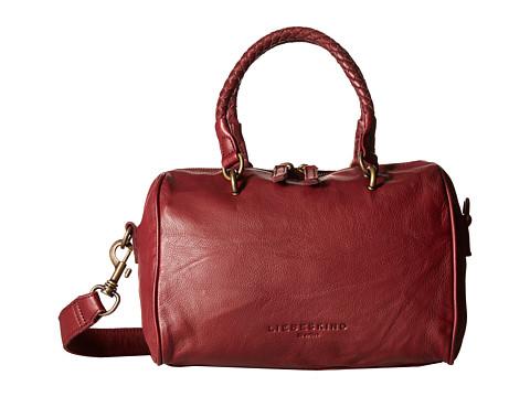 Liebeskind - Pretty (Dark Red Grape) Handbags