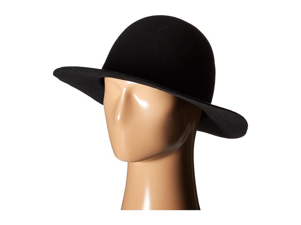 MISANTHROPE - Fedora (Black) Fedora Hats
