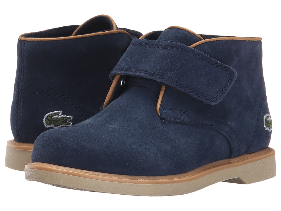 Lacoste Kids - Sherbrooke 116 1 SP16 (Toddler/Little Kid) (Navy) Boy's Shoes