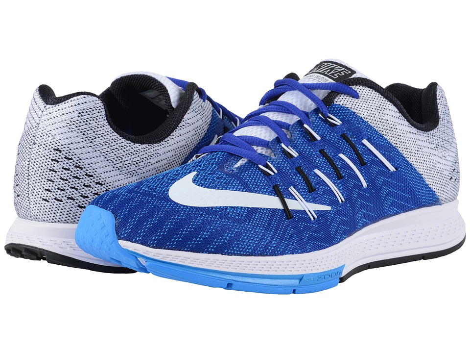 Nike - Air Zoom Elite 8 (Concord/Black/Photo Blue/White) Men's Running Shoes