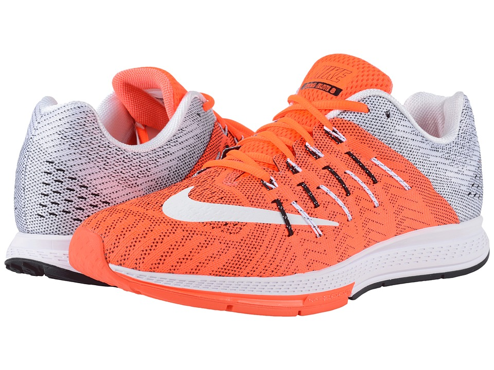 Nike - Air Zoom Elite 8 (Total Crimson/Black/White) Men's Running Shoes