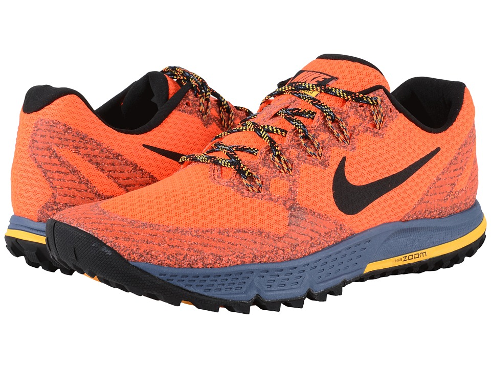 Nike - Air Zoom Wildhorse 3 (Total Crimson/Laser Orange/Ocean Fog/Black) Men's Running Shoes