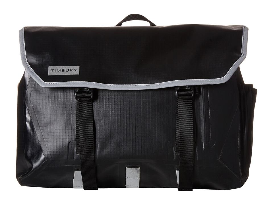 Timbuk2 - Especial Primo Messenger (Black) Messenger Bags