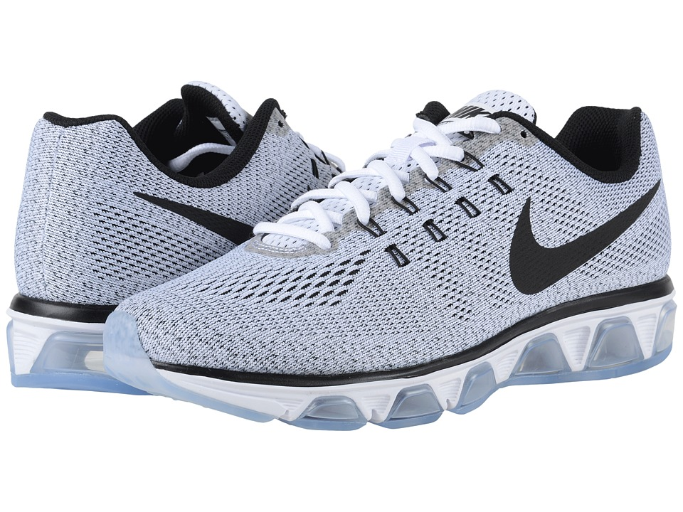 Nike - Air Max Tailwind 8 (White/Black) Men's Running Shoes