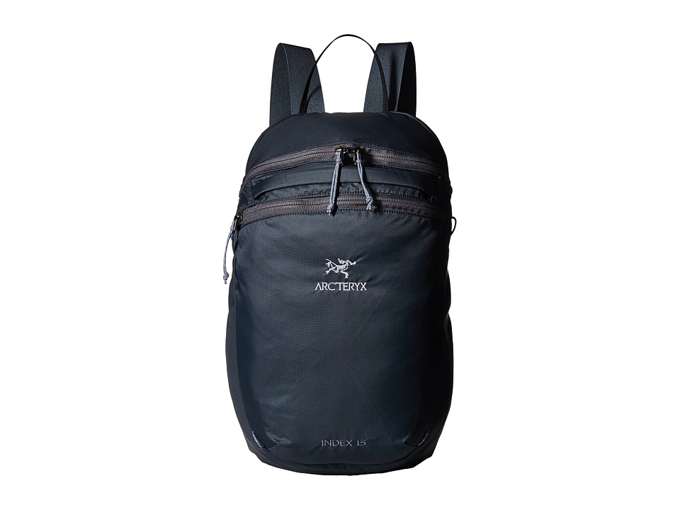 Arc'teryx - Index 15 Backpack (Gunmetal) Backpack Bags