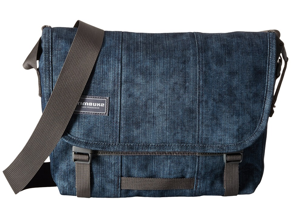 Timbuk2 - Classic Messenger Bag - Extra Small (Acid Denim) Messenger Bags