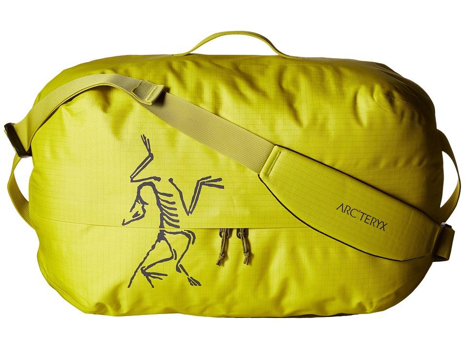 Arc'teryx - Carrier Duffel 35 (Genepi Green) Duffel Bags