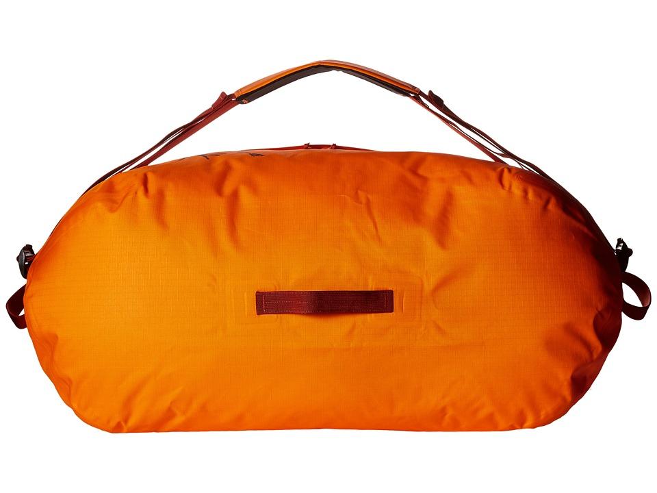 Arc'teryx - Carrier Duffel 100 (Blaze) Duffel Bags