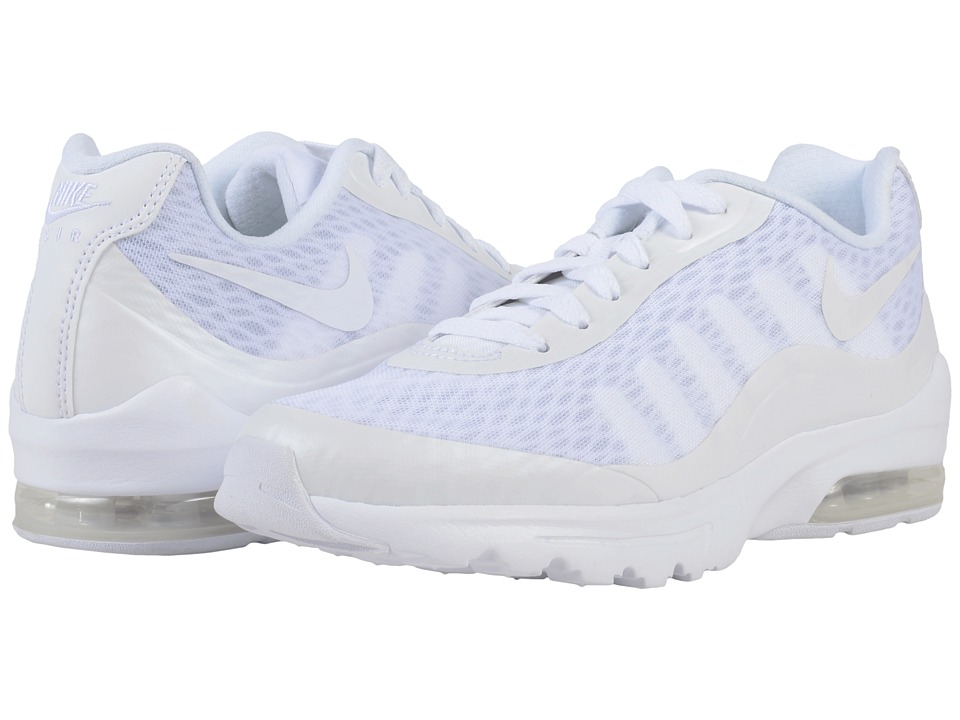 Nike - Air Max Invigor BR (White/White/White) Women's Shoes