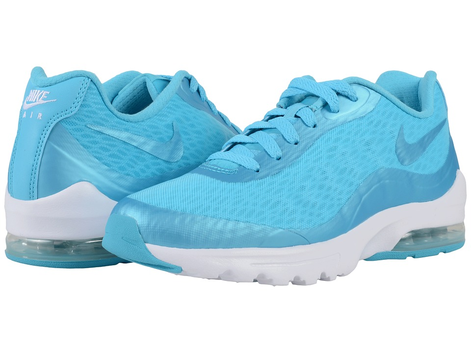 Nike - Air Max Invigor BR (Gamma Blue/Gamma Blue/White) Women's Shoes