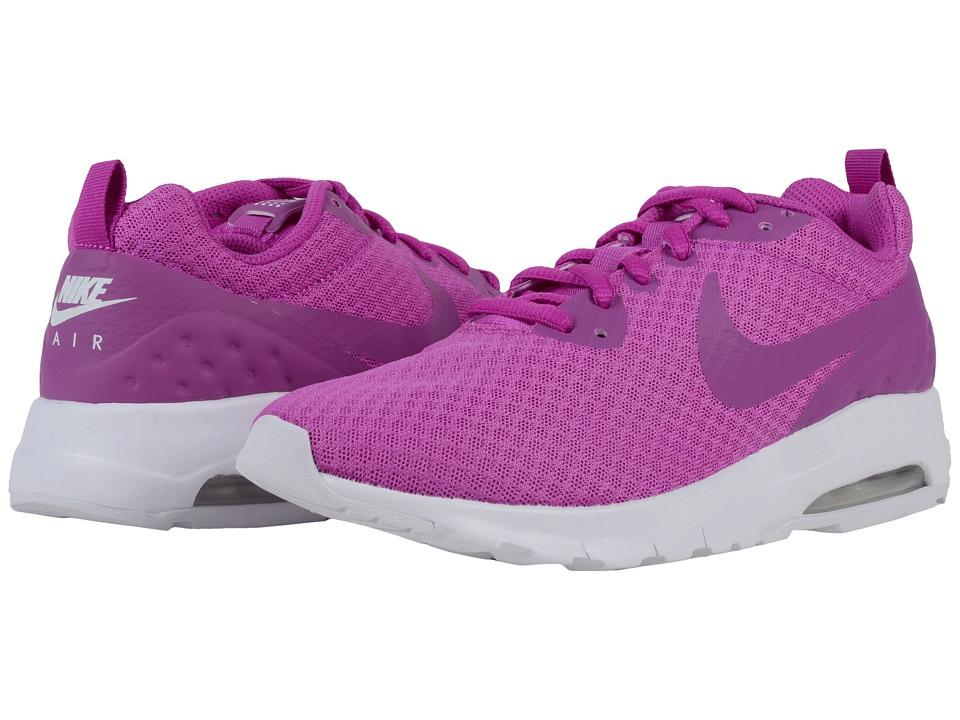 Nike - Air Max Motion Lightweight LW (Hyper Violet/Hyper Violet/White) Women's Shoes