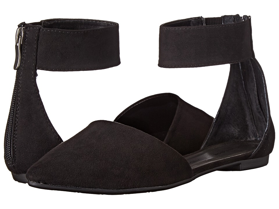 Chinese Laundry - Z-Edendale (Black Suede) Women